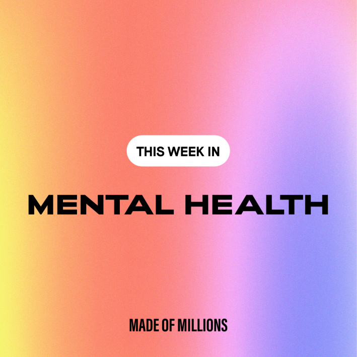 This Week in Mental Health