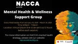 Mental Health & Wellness Support Group