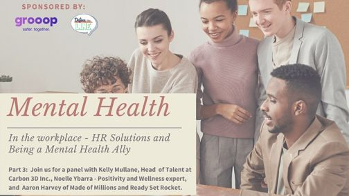 HR Solutions And Being A Mental Health Ally