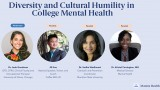 Diversity and Cultural Humility in College Mental Health