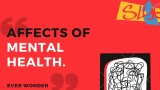 Online Road Show: Affects of Mental Health