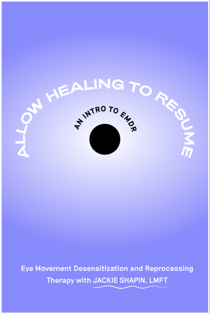 Allow Healing to Resume