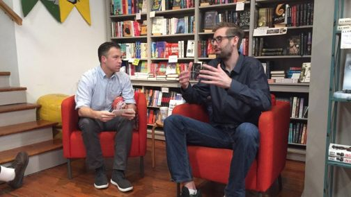 The Line Up: A Conversation with Ian Johnson