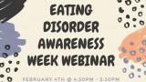 Free Eating Disorder Awareness Week Webinar